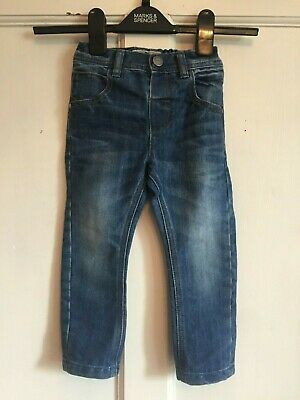 Baby Boys Denim Jeans from Next Age 18-24 months