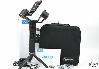 Feiyutech A1000 3-axis Gimbal for Mirrorless Digital cameras Boxed Superb!