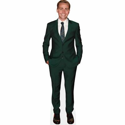 Barney Walsh (Green Suit) Mini Cutout