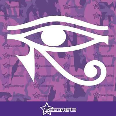 The Eye of Horus Decal Egyptian symbol of protection Sticker wedjat Vinyl Laptop