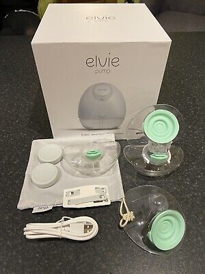 Elvie Single Breast Pump Wireless Used For Two Weeks Only