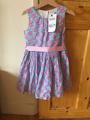 Girls Peppa Pig Party Dress M & S NEW WITH TAGS 3-4