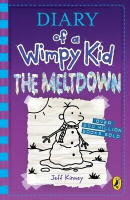 Diary of a Wimpy Kid: The Meltdown (Book 13) by Jeff Kinney  9780241389317
