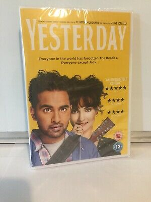 Yesterday DVD (2019) New and Sealed - FAST FREE POST