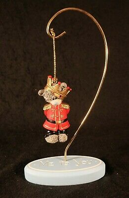 Me To You/Tatty Teddy Figurine/Ornament - 40487 - Prince Charming - BOXED