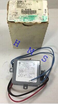 White-Rodgers Emerson Electric Fan Relay Switch Action 8A04-1 New