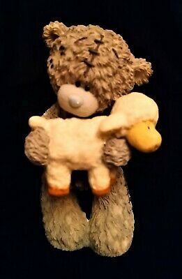 Me To You/Tatty Teddy Figurine/Ornament - 40396 - Little Lambkin - BOXED