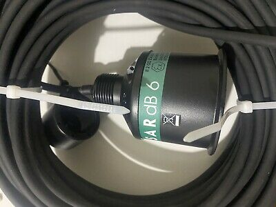 PPM Pulsar Process Management Db6 Level Transducer 25m Cable.