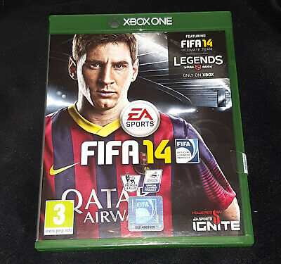 FIFA 14 - Xbox One - Very Good Condition