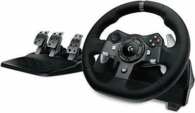 Logitech G920 Steering Wheel for Xbox One or PC - Sealed - Brand New