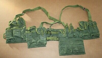 New  Surplus Chinese  SKS Chest Rig /Bandolier Ammo Pouch #Y52