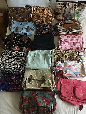 Job Lot Of Ladies Handbags. Some Brand New And Never Used. Includes Miss Lulu