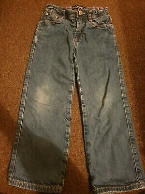 Boys Mini Boden lined Jeans age 6 years