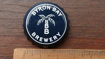 """1 x BYRON BAY BREWERY """"POGUES WERE HERE '88"""" BOTTLE CAP"""