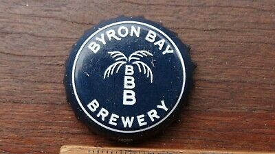 """1 x BYRON BAY BREWERY """"D2 DEATH RAYS WERE HERE '13"""" BOTTLE CAP"""