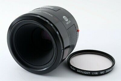 Minolta AF Macro 50mm F/2.8 Lens For Sony Excellent++ From Japan Tested #4418