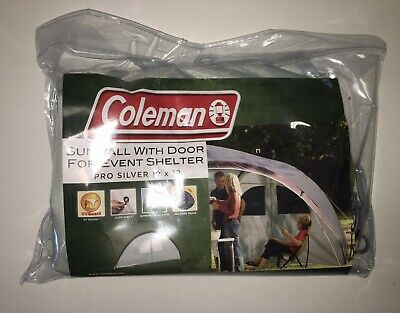 Genuine Coleman Event Shelter 12ft x 12ft Brand New Ground Straps Frame Tapes
