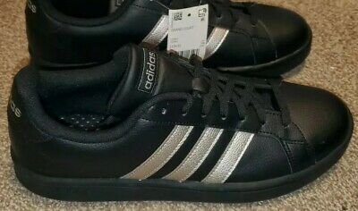 NWT Adidas Women's Grand Court Tennis Shoes Size 10