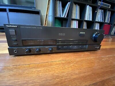 VINTAGE Technics SU-Z780 Class A Stereo Integrated Amplifier Made in Japan Hifi