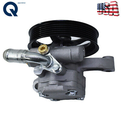 Brand New Power Steering Pump For 07 08-17 Enclave Traverse GMC Acadia Outlook