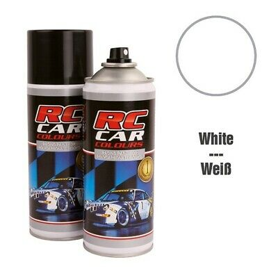 Rc Car Colours 710 Vernice Spray White (Bianco)