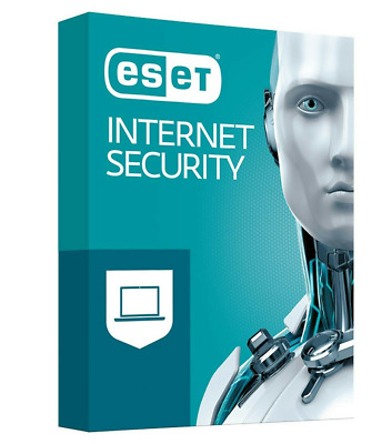 ESET NOD32 Internet Security 2020 1 PC 3 YEAR GLOBAL Instant Delivery (KEY)