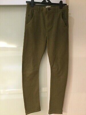 Zara Boys Green Age 13-14 trousers used
