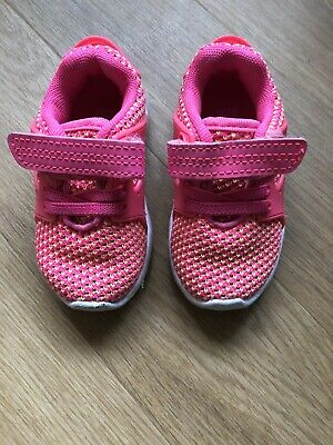 infant size 4 trainers girls