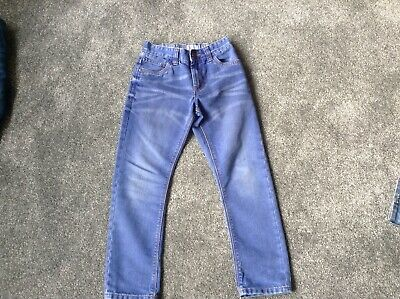 Boys Blue Next jeans age 8 yrs used
