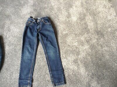 Boys George blue jeans age 9-10 yrs  used