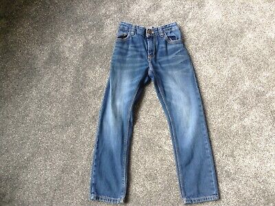 Boys blue Next jeans age 8yrs used