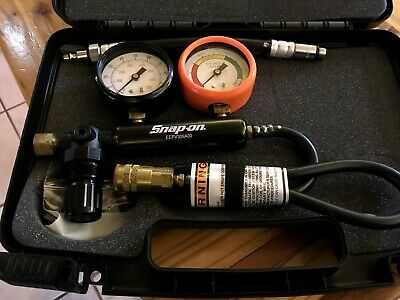Snap-on Diagnostic gauge set Cylinder leakage tester EEPV309A New Tool