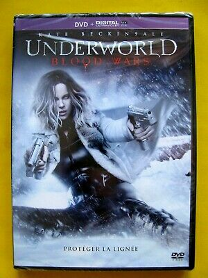 DVD UNDERWORLD BLOOD WARS Protéger la Lignée- Kate Beckinsale Neuf sous blister