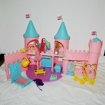 Mio Mini My Little Pony G1 Nirvana Dream Castle Italy Italian Majesty Playset