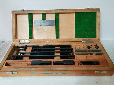 Hommel Werke  tool steel Z101 gauge block  parallel pad set