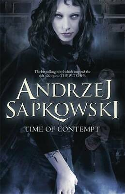 Time of Contempt (Witcher 2), Sapkowski, Andrzej, New, Book