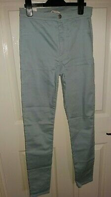 H&M Stretch Pale Blue Lightweight Jeans. Age 14yr Eur Size170. New.
