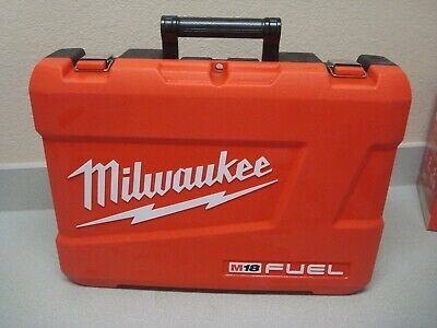 MILWAUKEE M18 Fuel 2-Tool Combo KIT 2797-22 **EMPTY CASE ONLY**