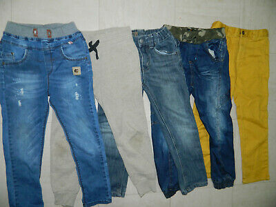 Boy's Jeans Trousers Bundle age 5/6 years Slim Fit