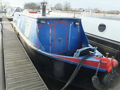 32ft Narrowboat.