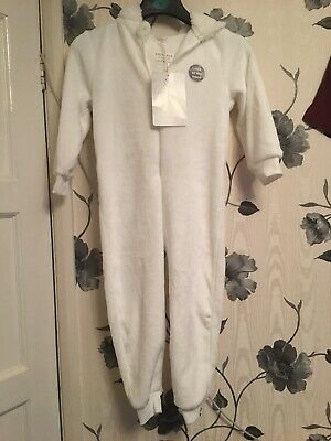 Supersoft Primark Sleepsuit All In One Pyjamas Age 6/7 Bnwt