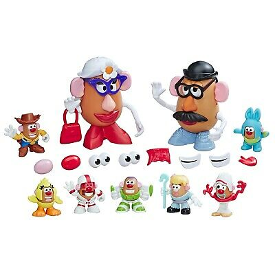NEW! Disney/Pixar Toy Story 4 Mr. Potato Head: Andy's Playroom Potato Pack
