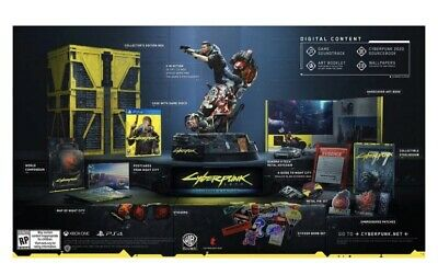 Cyberpunk 2077 Collectors Edition Xbox One (Preorder 9/17/20)