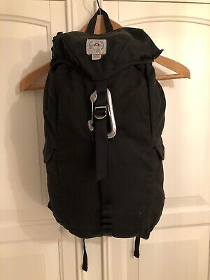 Epperson Mountaineering Backpack Black Backpack Hiking Super Rare Vintage