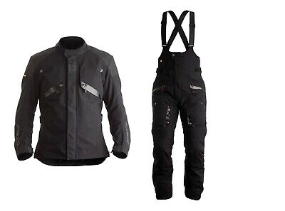 WOLF Fortitude Laminated 2020 Textile CE Motorcycle WP Jacket & Trousers