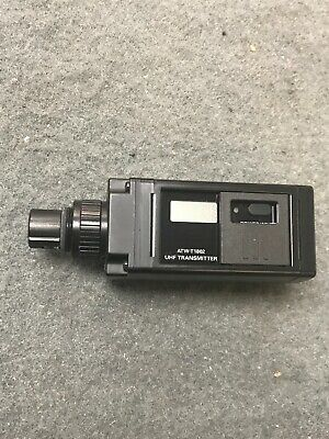 Audio-Technica Model ATW-T1802 UHF Transmitter Frequency 655-681 MHz