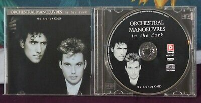 OMD - Orchestral Manoeuvres In The Dark THE BEST OF OMD Picture CD RARE