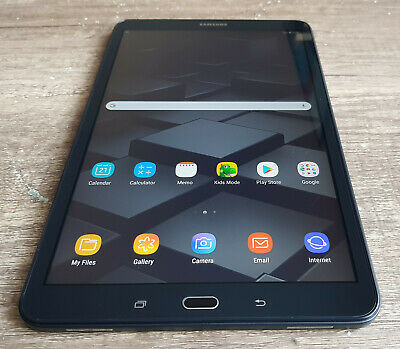"Samsung Galaxy Tab A6 2016 SM-T580 10.1"" 16GB Black,  Wi-Fi Android Tablet"