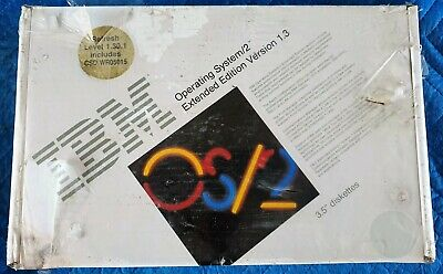 IBM OS/2 Extended Edition 1.3