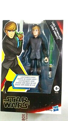 Star Wars Galaxy of Adventures LUKE SKYWALKER JEDI KNIGHT Walmart Exclusive 2019